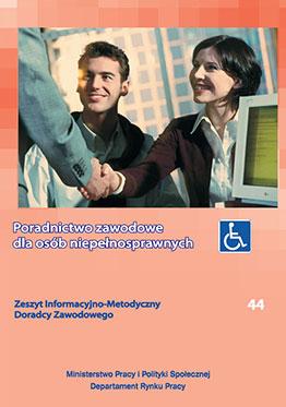 Poradnictwo zawodowe dla osób niepełnosprawnych