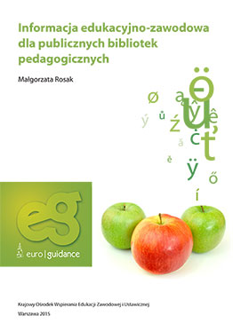 Informacja edukacyjno-zawodowa dla publicznych bibliotek pedagogicznych